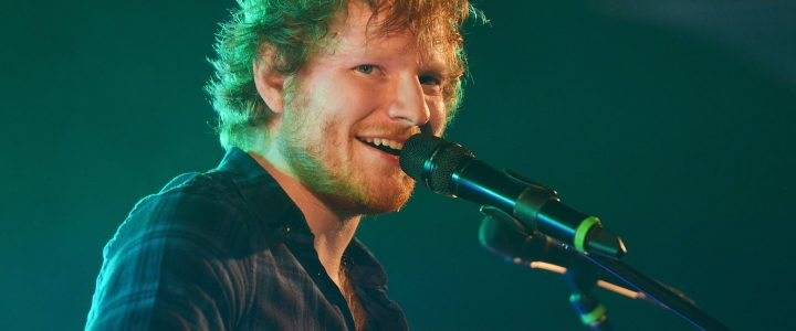 "ED SHEERAN FIRST TO HIT 2 BILLION PLAYS ON SPOTIFY WITH ""SHAPE OF YOU"""